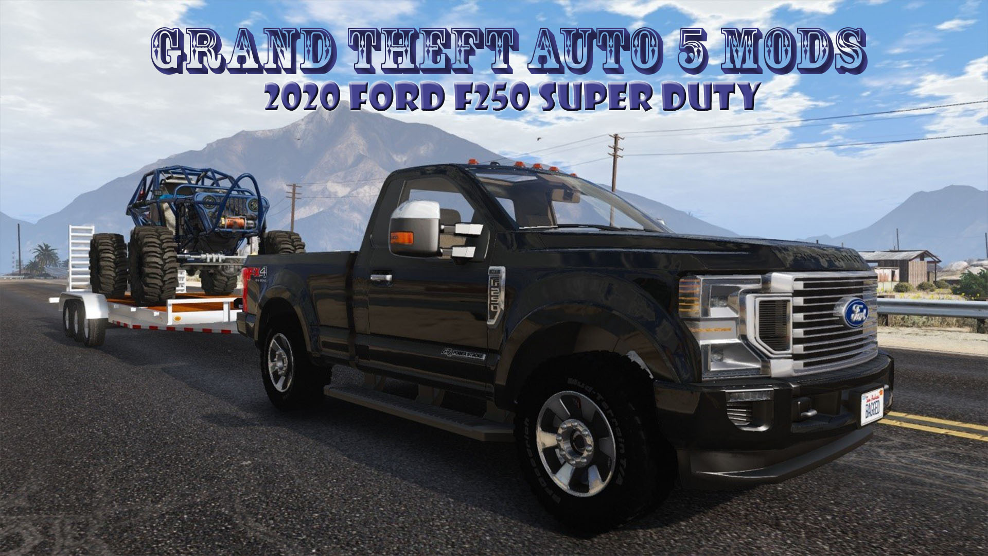 2020 F250 Ford Super Duty