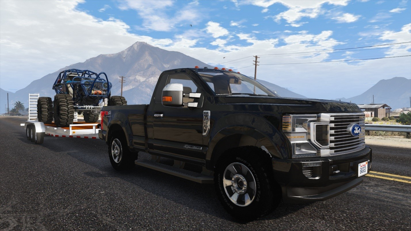 2020 Ford F-250 Mods 01