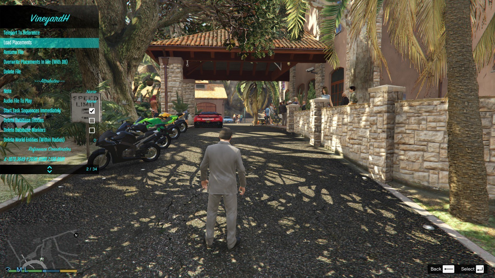 Marlow Village Luxury Safehouse GTA5 Mods 07