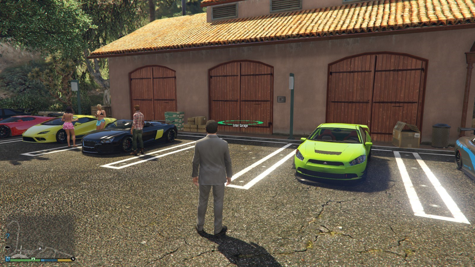 Marlow Village Luxury Safehouse GTA5 Mods 09
