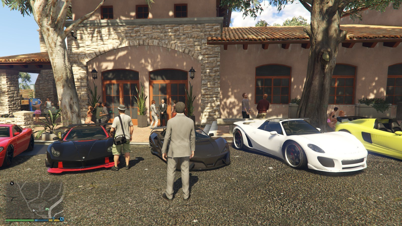 Marlow Village Luxury Safehouse GTA5 Mods 10