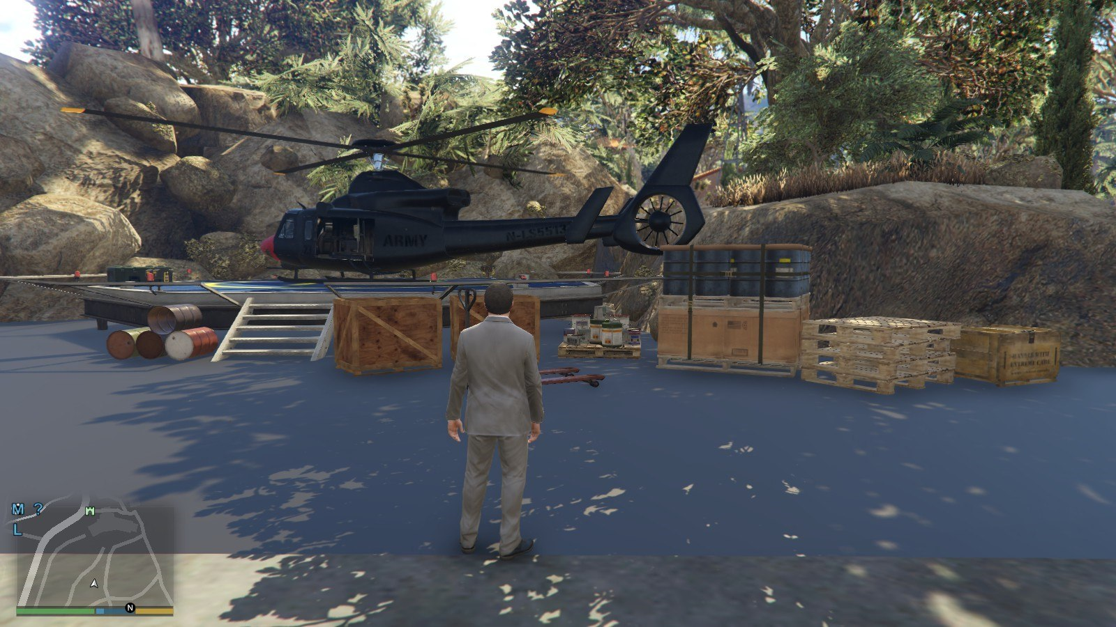 Marlow Village Luxury Safehouse GTA5 Mods 14