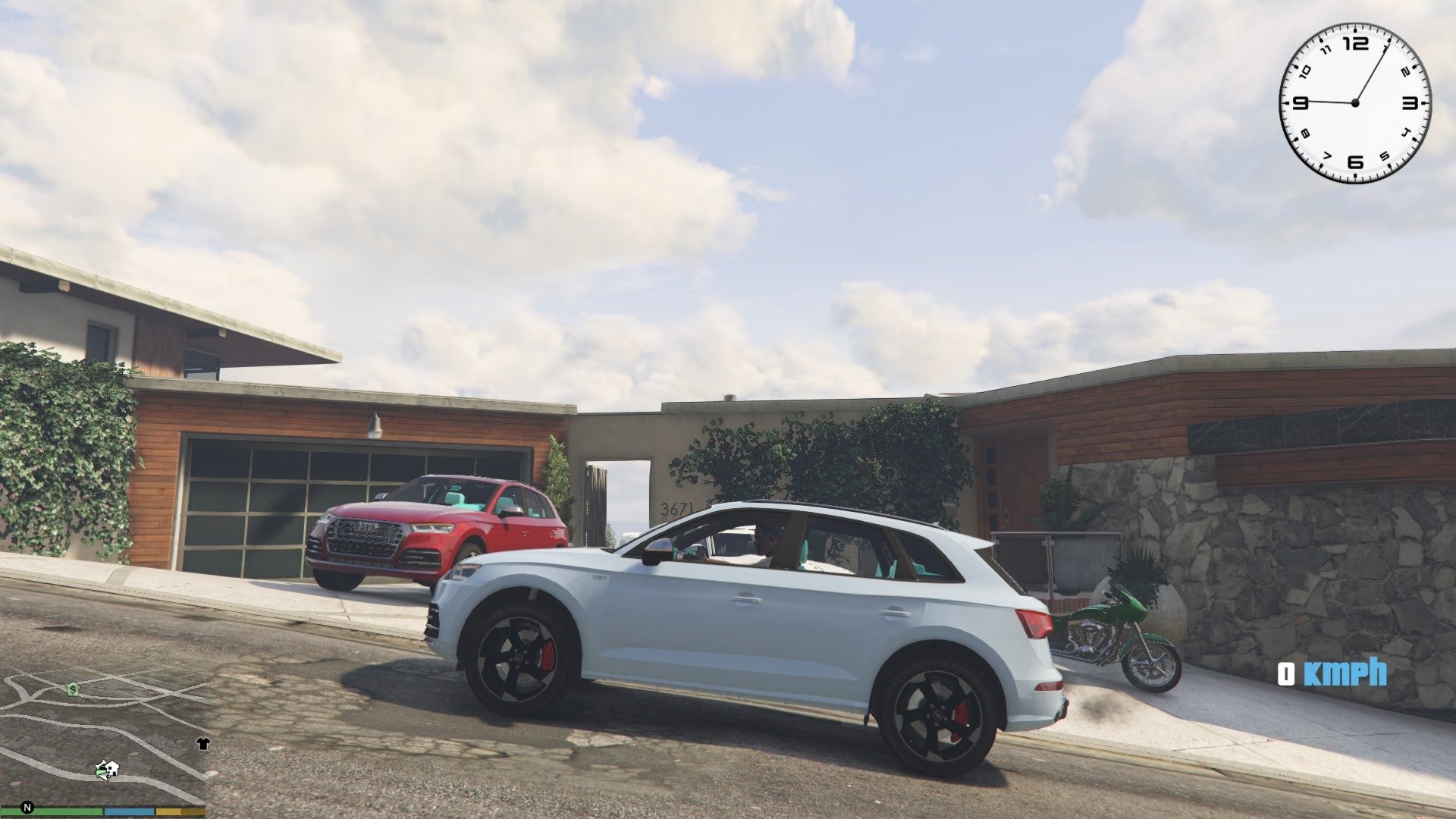 Audi SQ5 2017 GTA5 Mods (7)