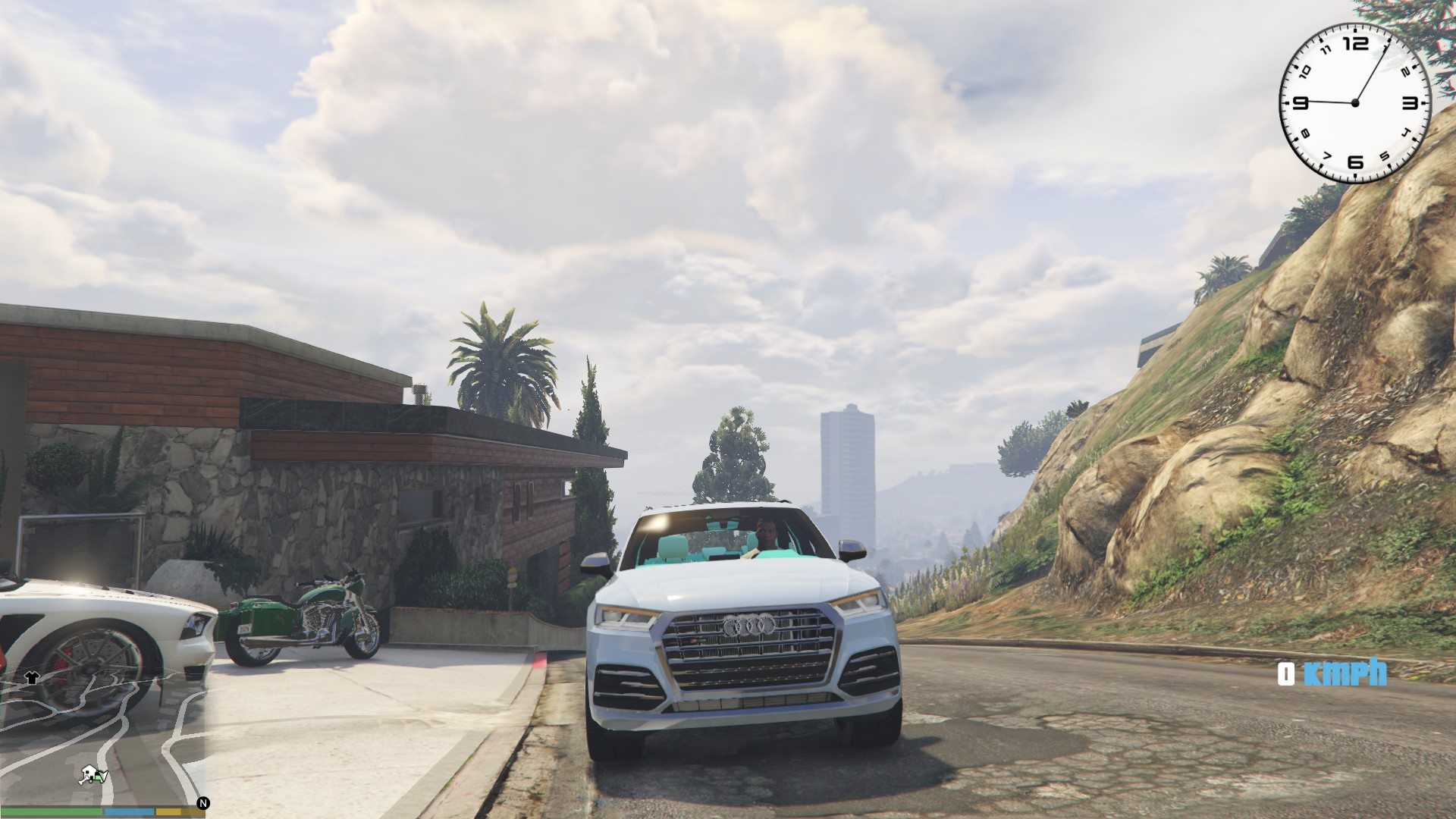 Audi SQ5 2017 GTA5 Mods (8)