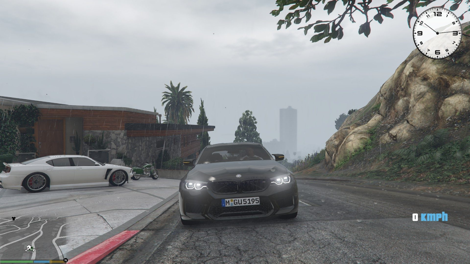 BMW M5 F90 GTA5 Mods (5)