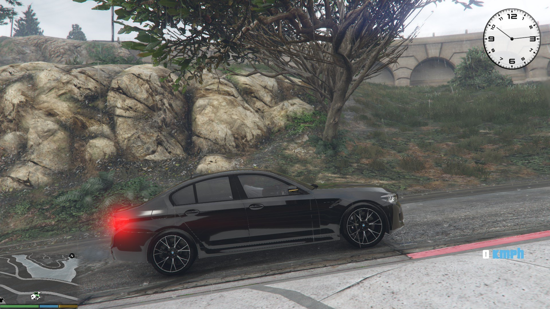 BMW M5 F90 GTA5 Mods (6)