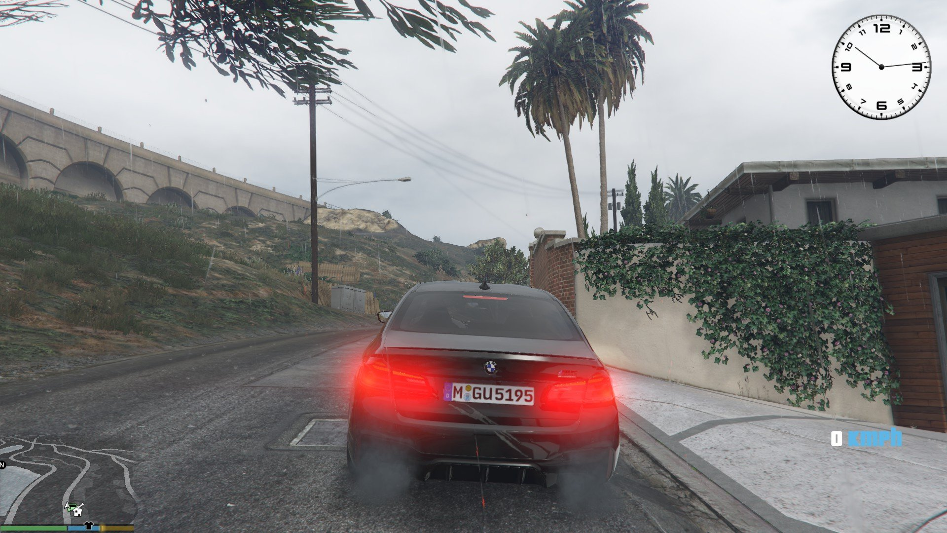 BMW M5 F90 GTA5 Mods (7)