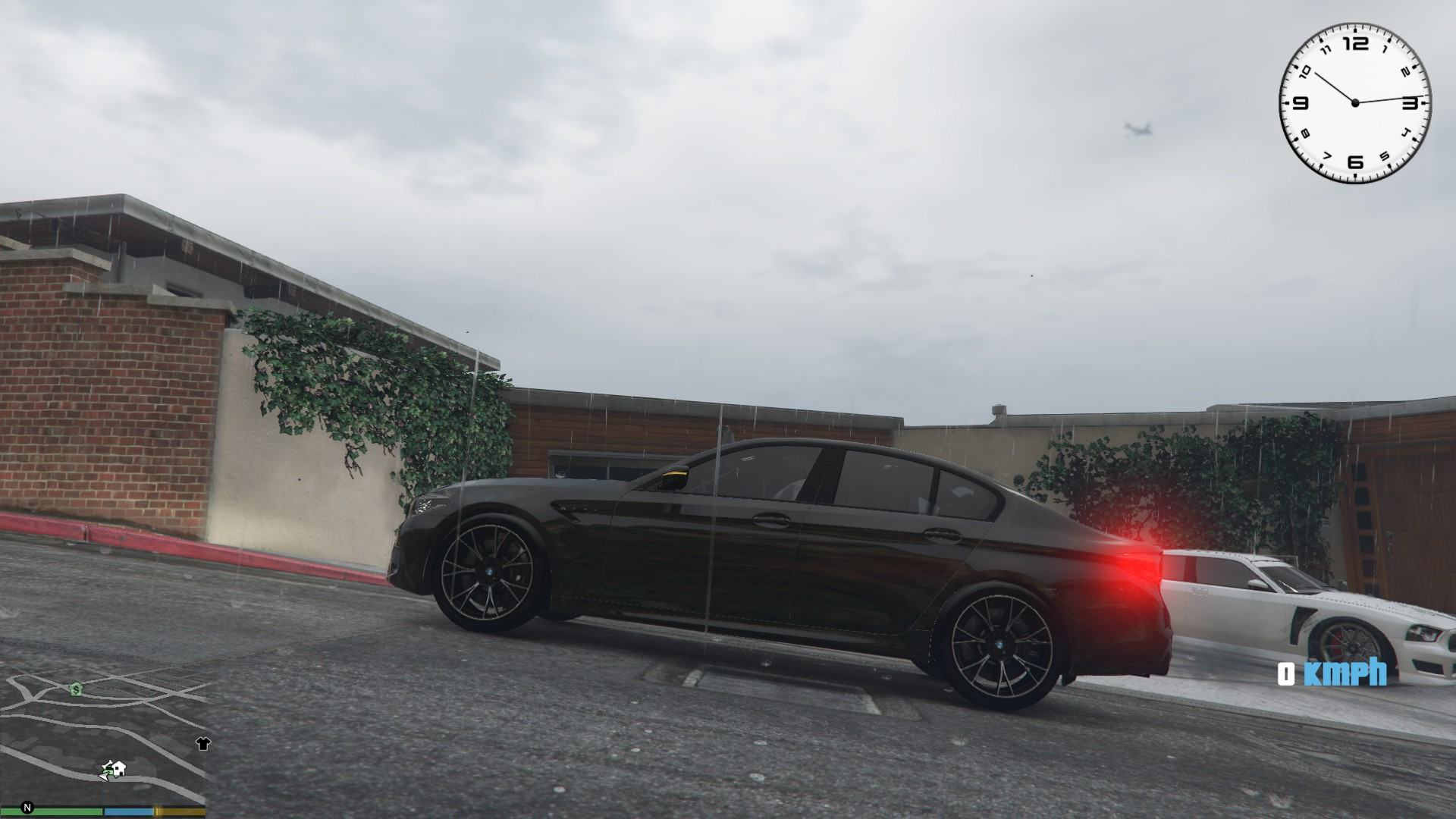 BMW M5 F90 GTA5 Mods (8)