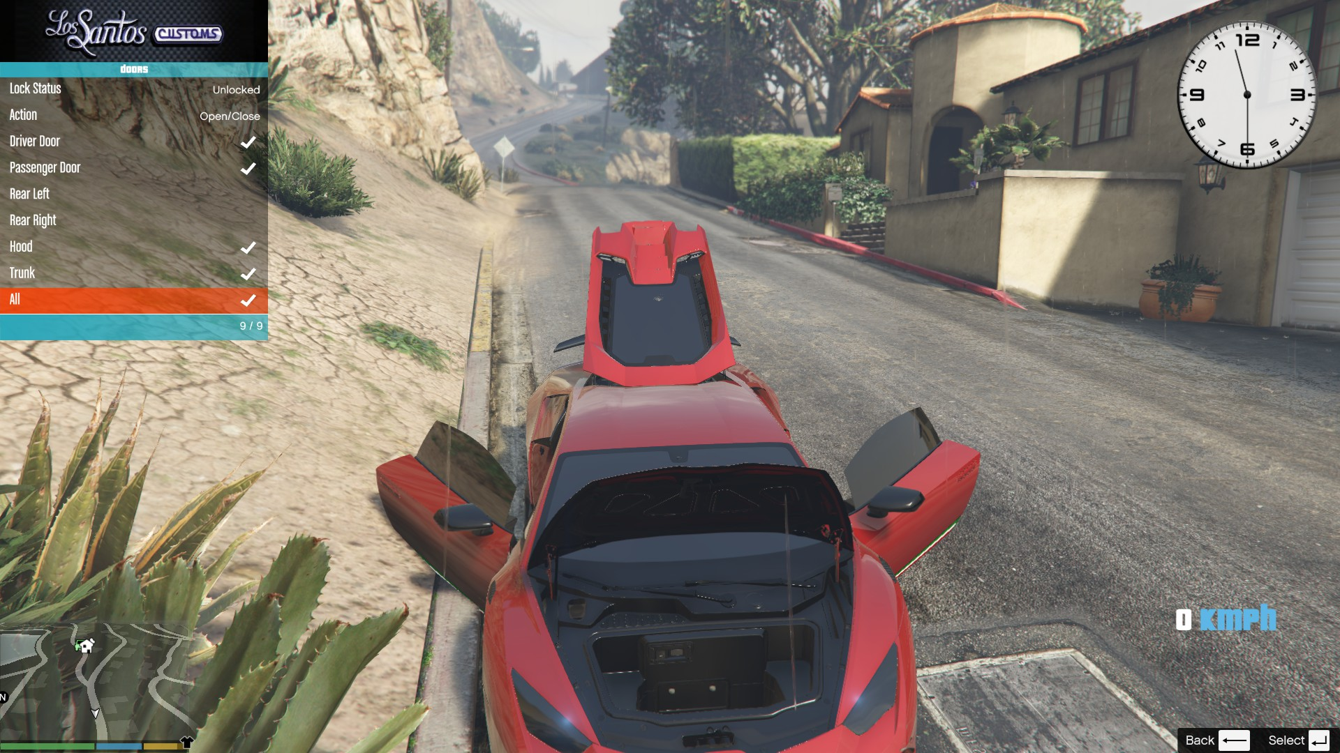 Lamborghini Huracan Performante GTA5 Mods (10)