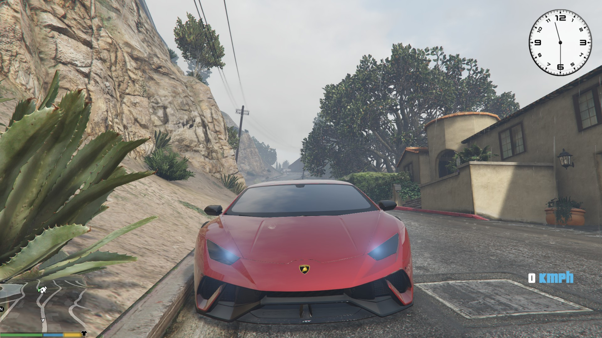 Lamborghini Huracan Performante GTA5 Mods (5)