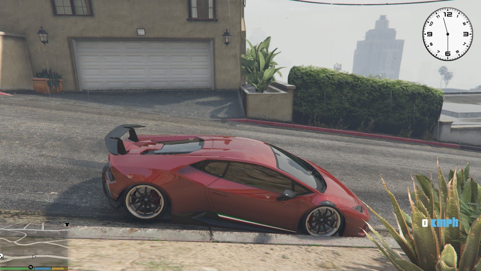 Lamborghini Huracan Performante GTA5 Mods (8)