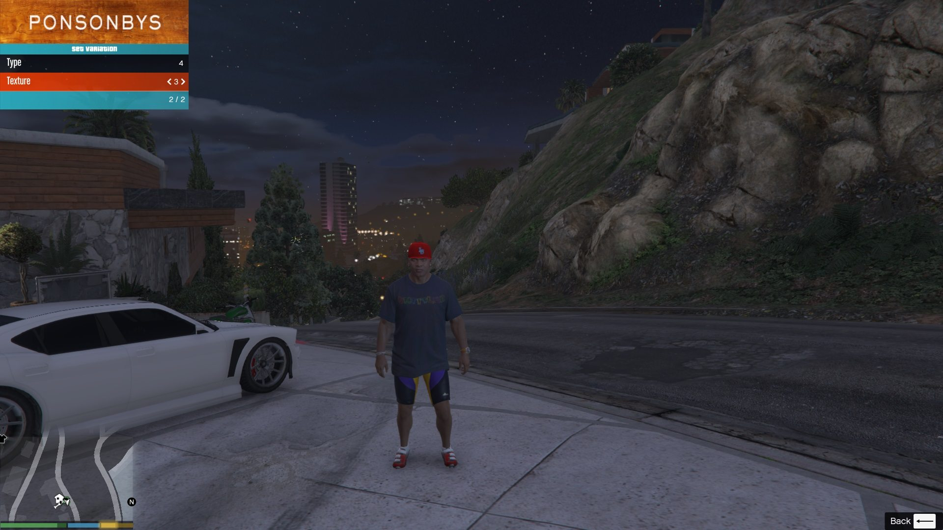 Luna T-Shirt Pack For Franklin GTA5 Mods 07