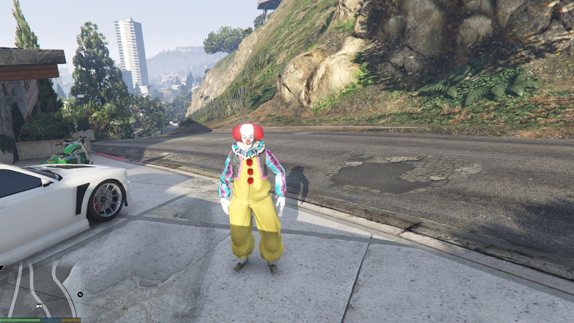 Pennywise90 GTA5 Mods 03