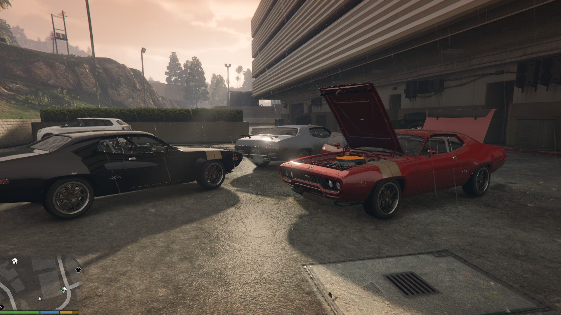 Plymouth GTX GTA5 Mods 08
