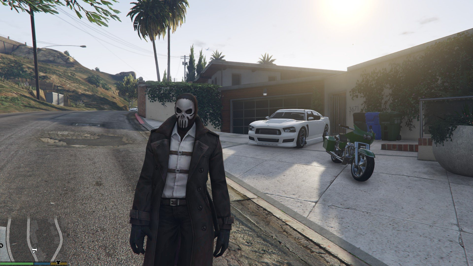 Punisher Noir MFF GTA5 Mods 05