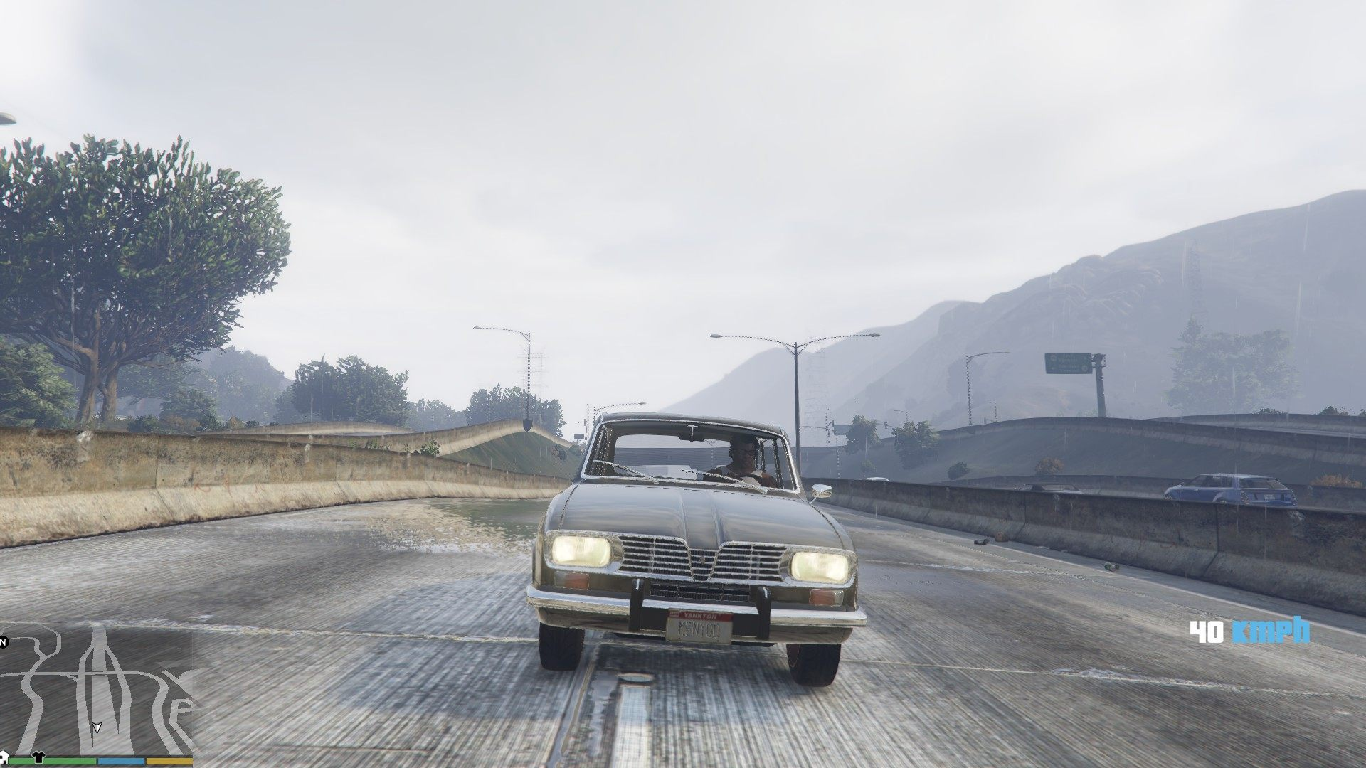 Renault 16 GTA5 Mods 11