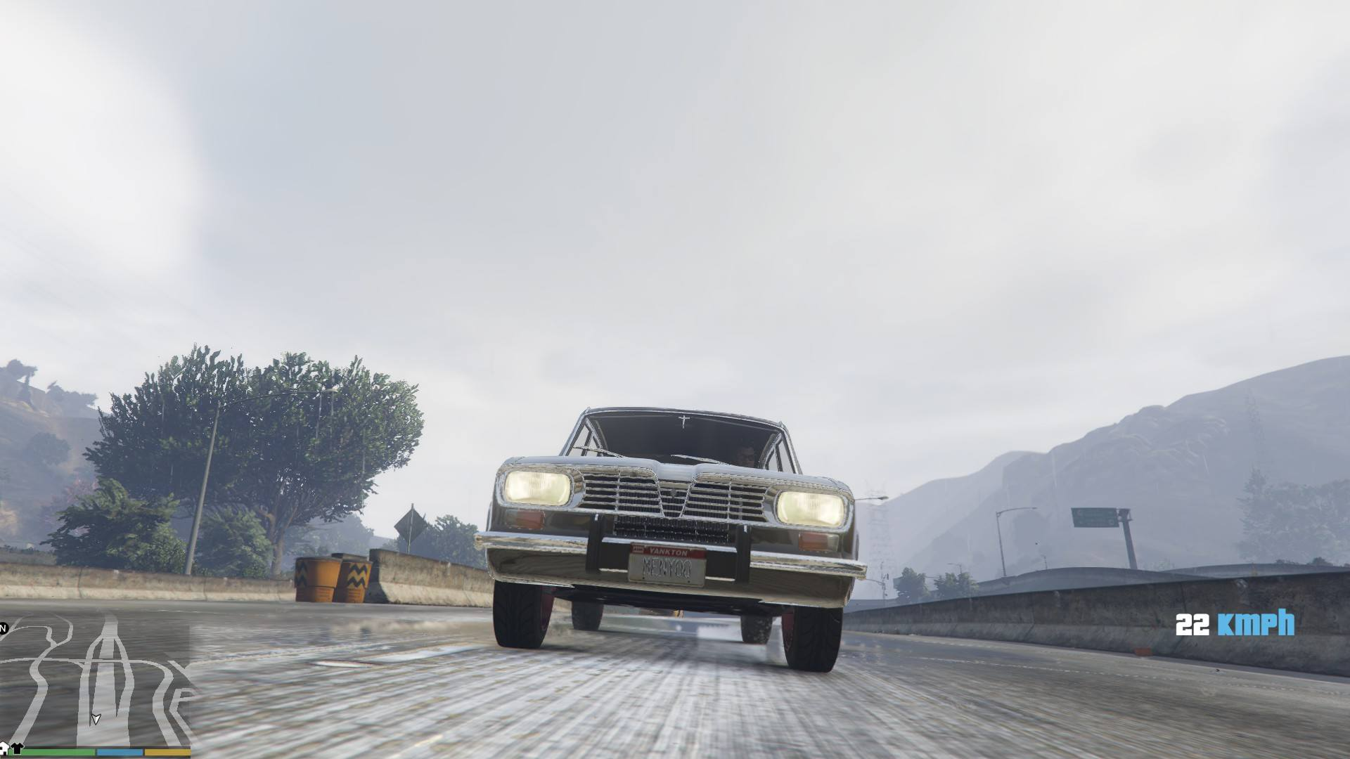 Renault 16 GTA5 Mods 12