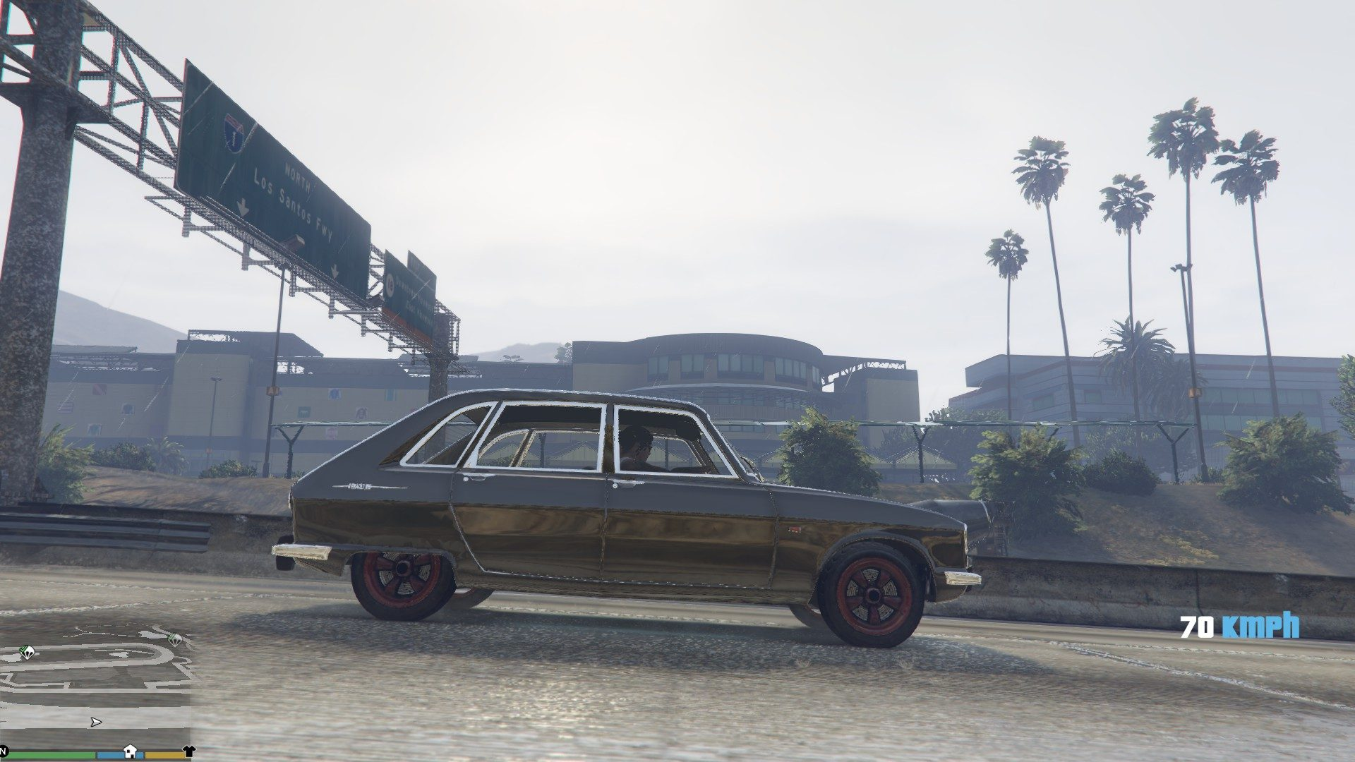 Renault 16 GTA5 Mods 14