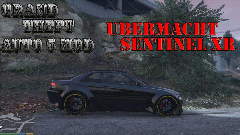 Ubermacht Sentinel XR Mod For GTA5