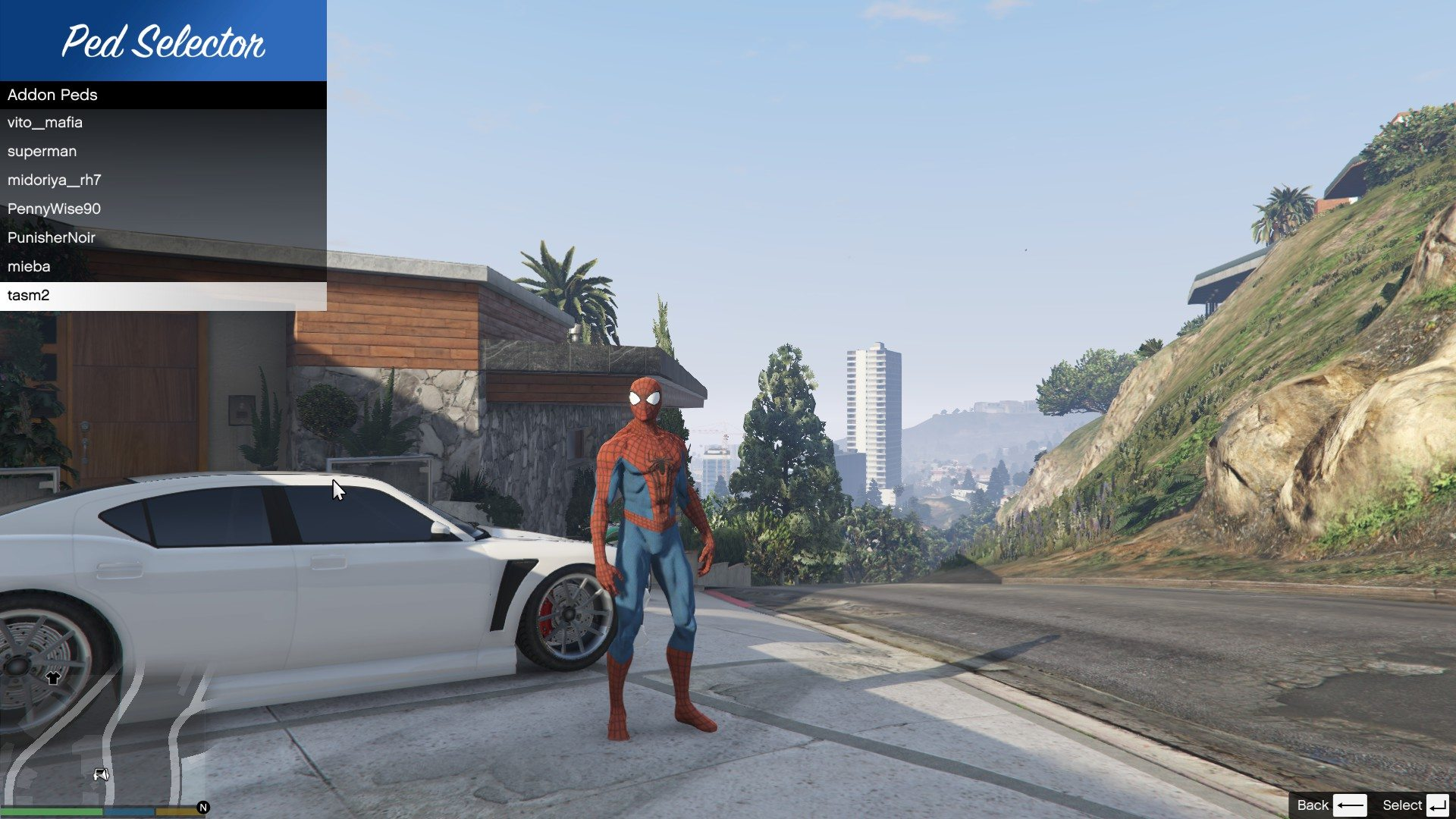 The Amzing Spider Man 2 GTA5 Mods 03