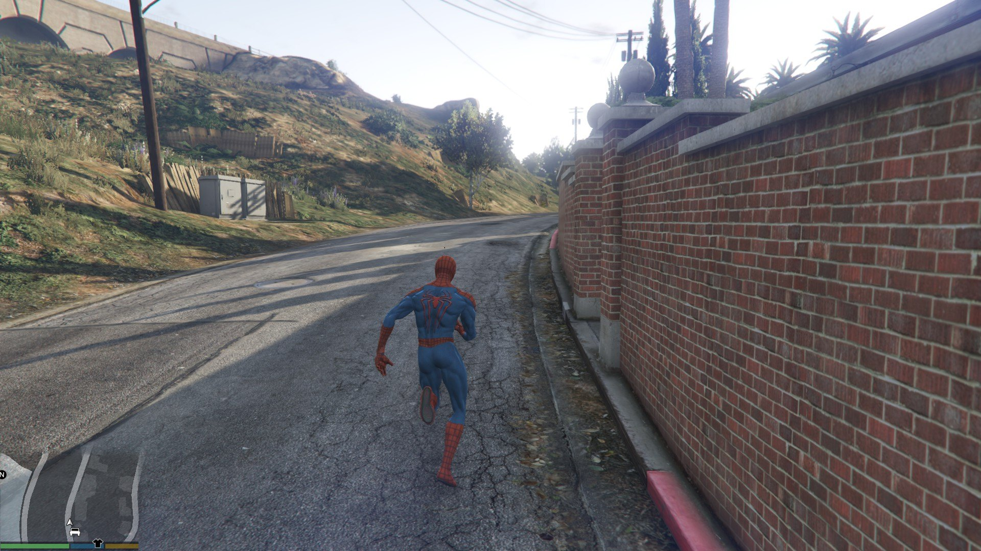 The Amzing Spider Man 2 GTA5 Mods 04