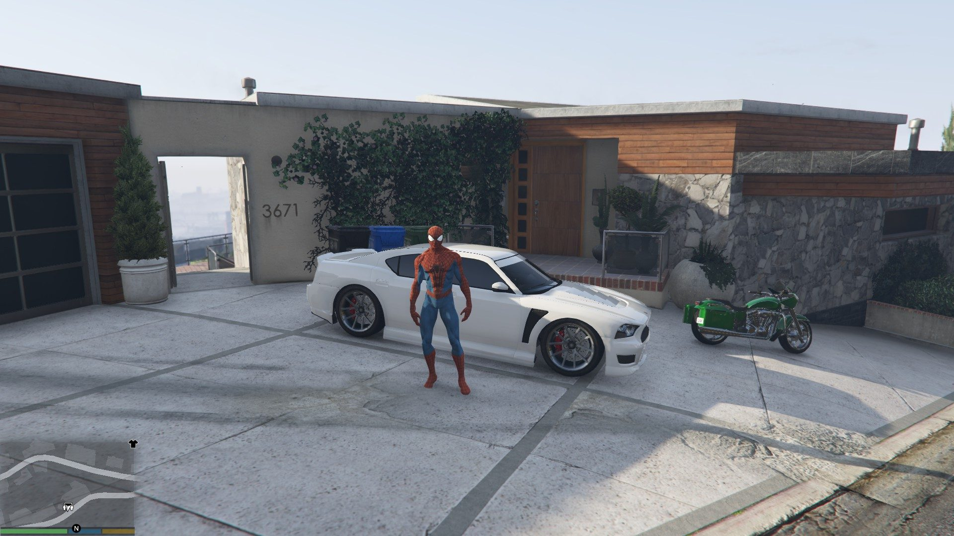 The Amzing Spider Man 2 GTA5 Mods 05