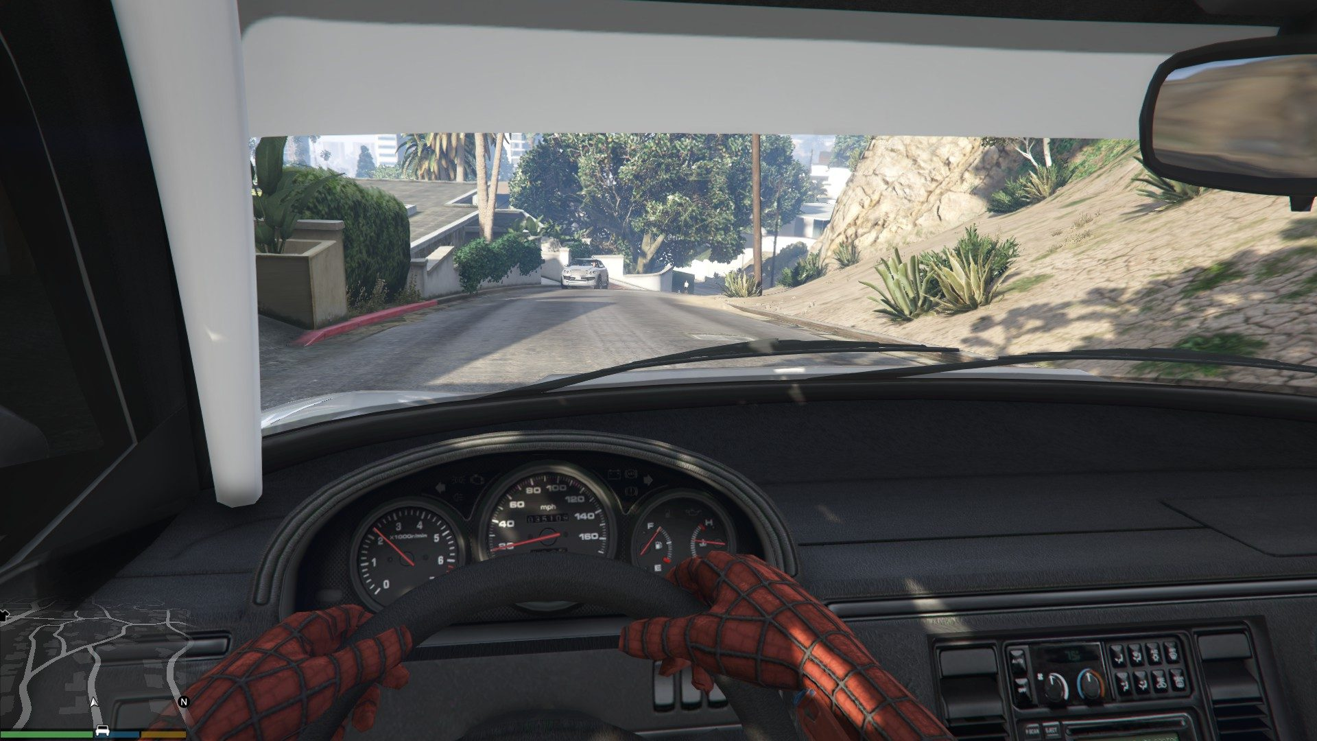 The Amzing Spider Man 2 GTA5 Mods 08
