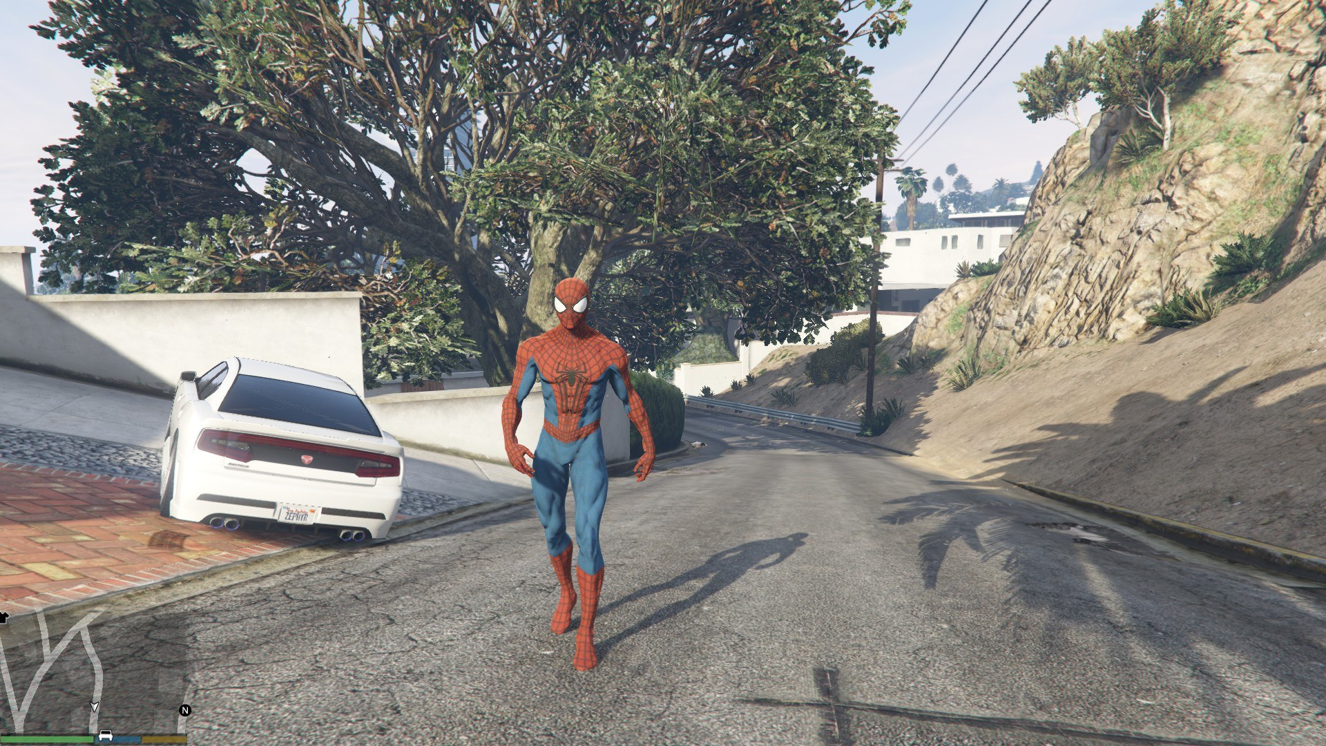 The Amzing Spider Man 2 GTA5 Mods 10