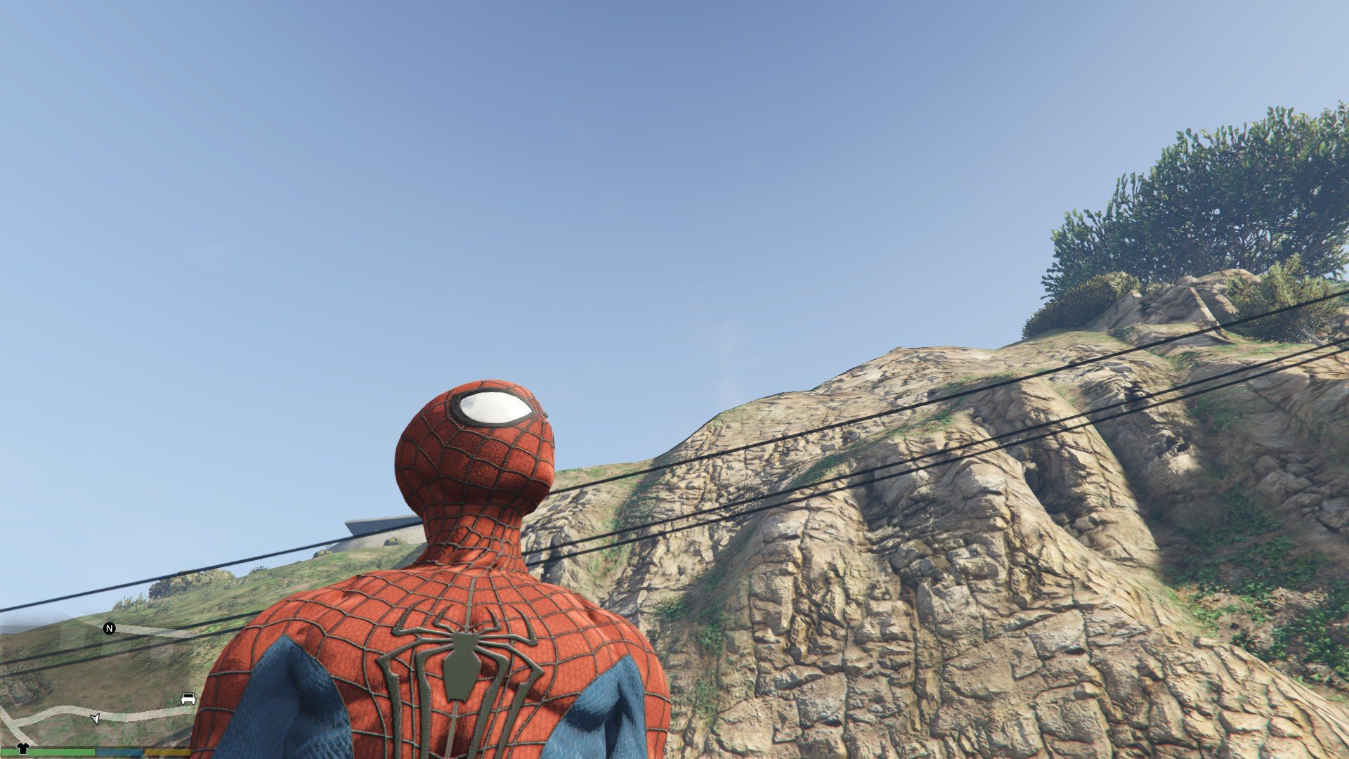 The Amzing Spider Man 2 GTA5 Mods 11