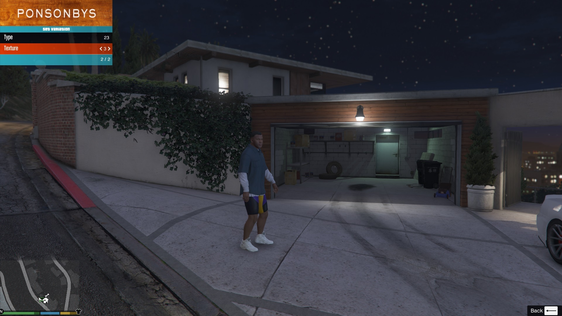 Ultimate Shoes Pack For Franklin GTA5 Mods 12