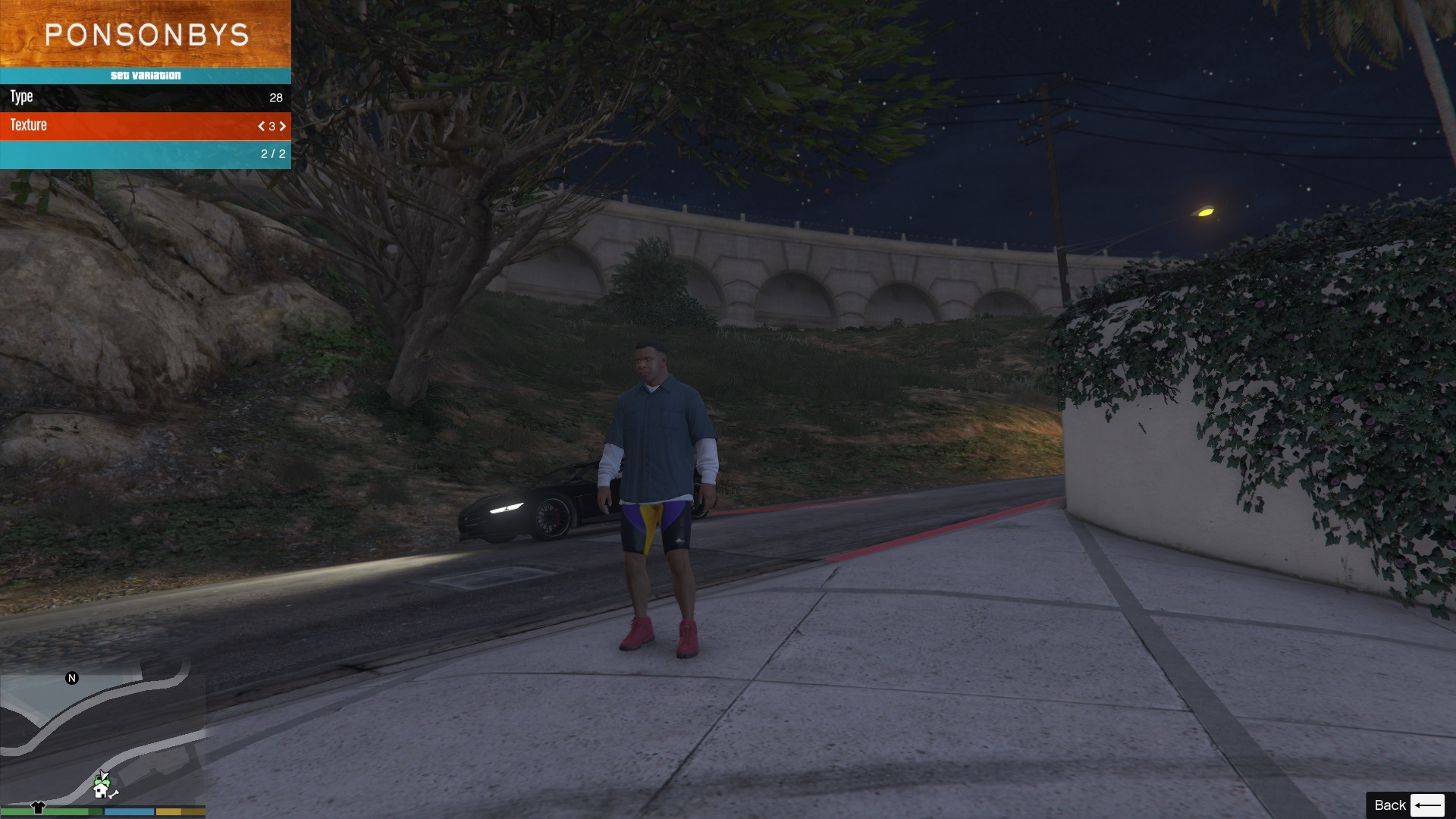 Ultimate Shoes Pack For Franklin GTA5 Mods 17