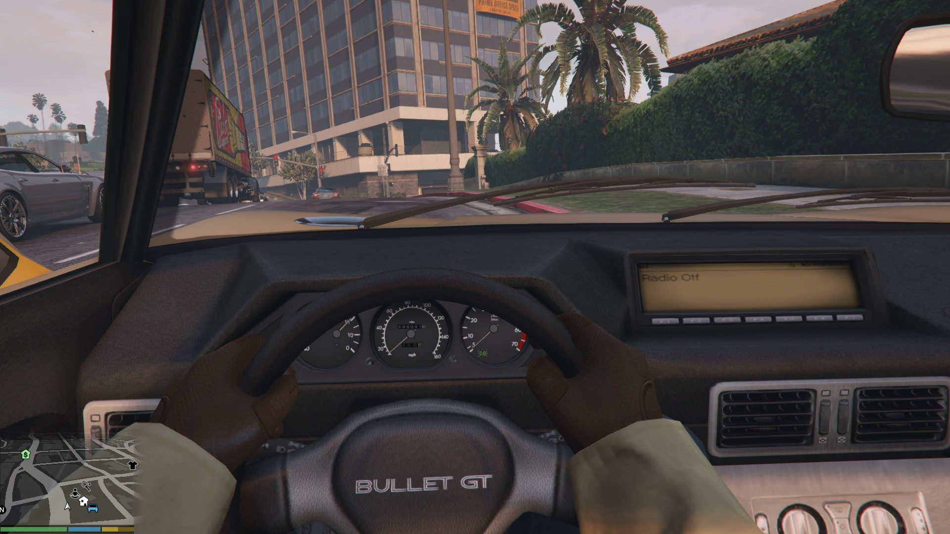 Vapid Bullet GT GTA5 Mods 07
