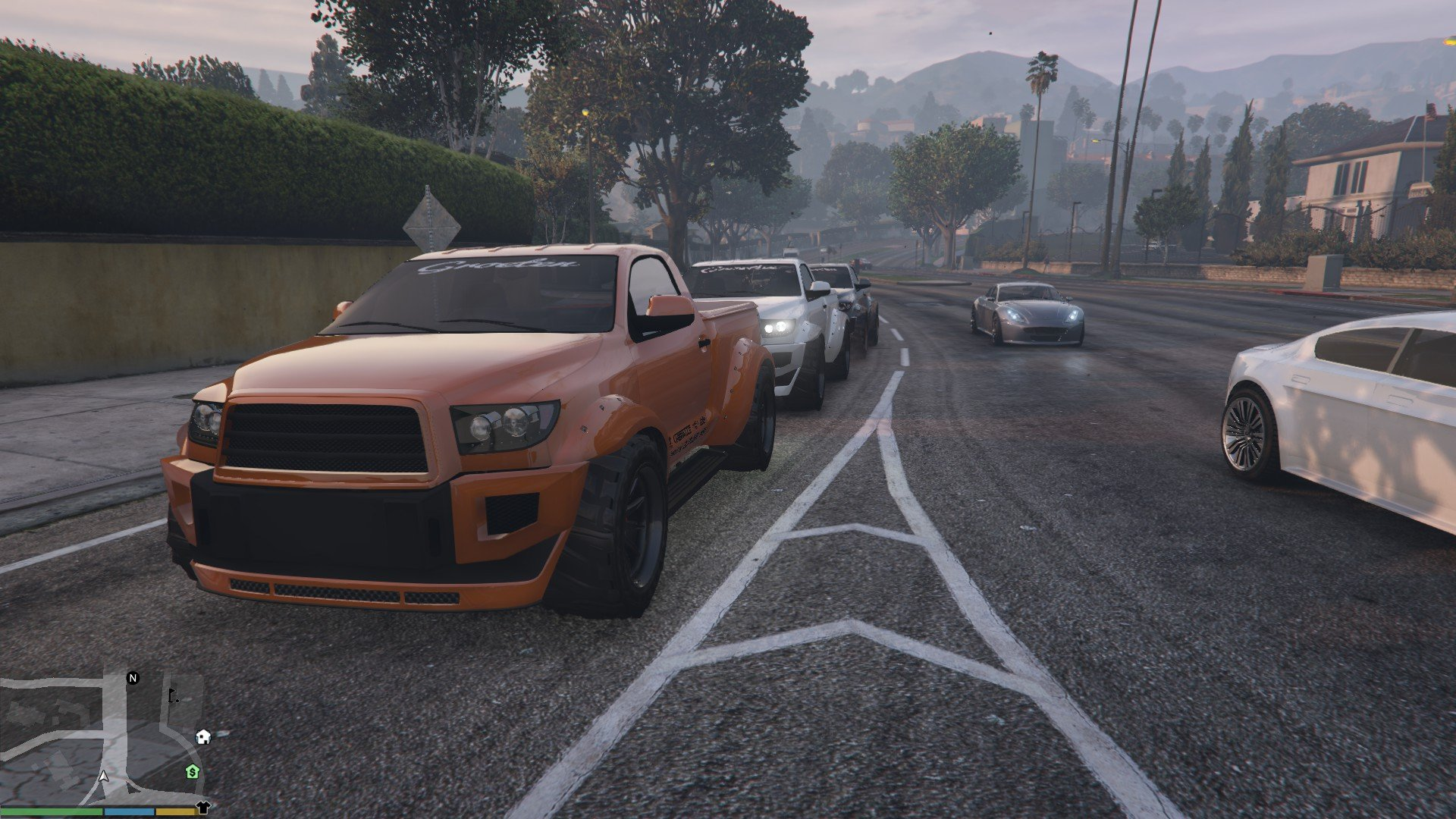 Vapid Contender Custom GTA5 Mods 07