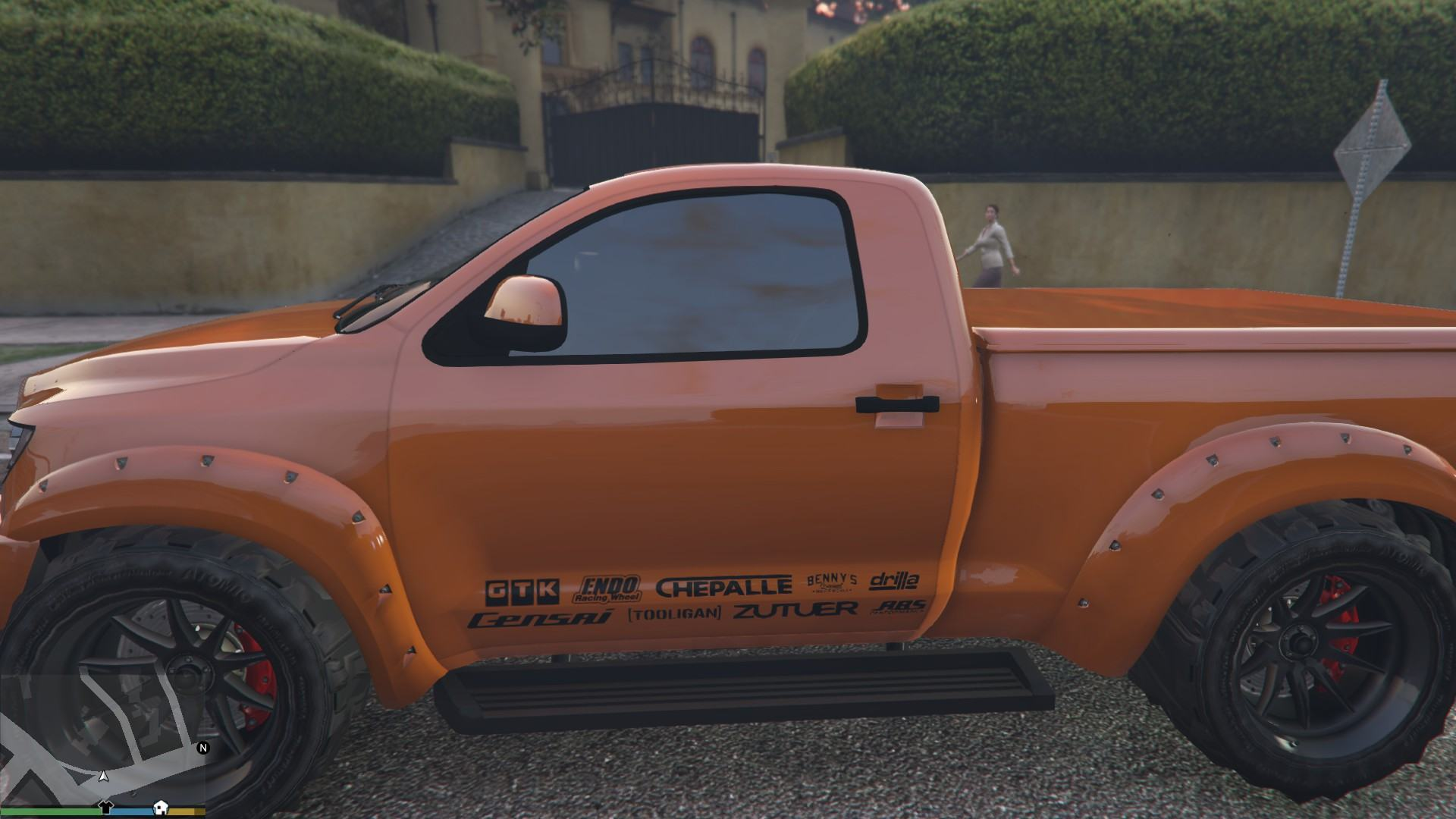 Vapid Contender Custom GTA5 Mods 08