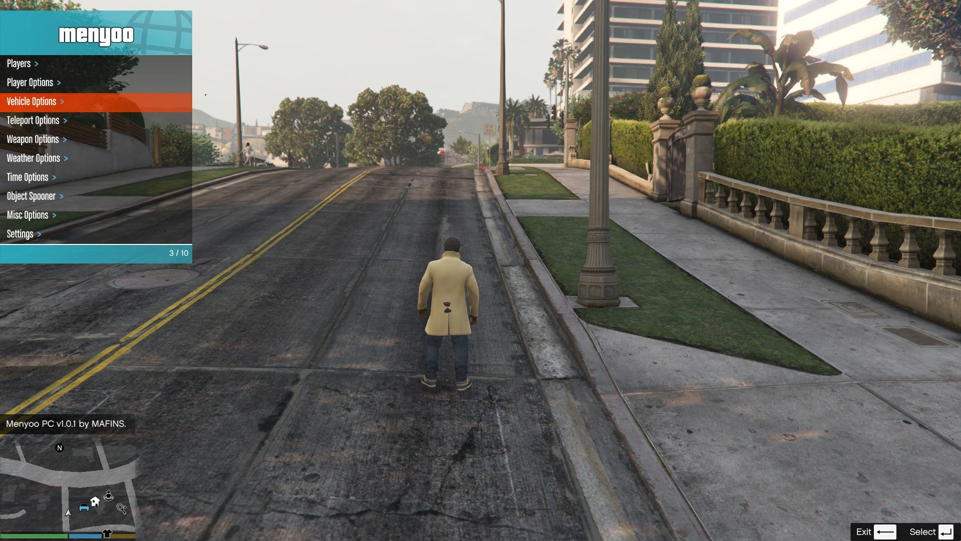 Vapid Razor GTA5 Mods 01