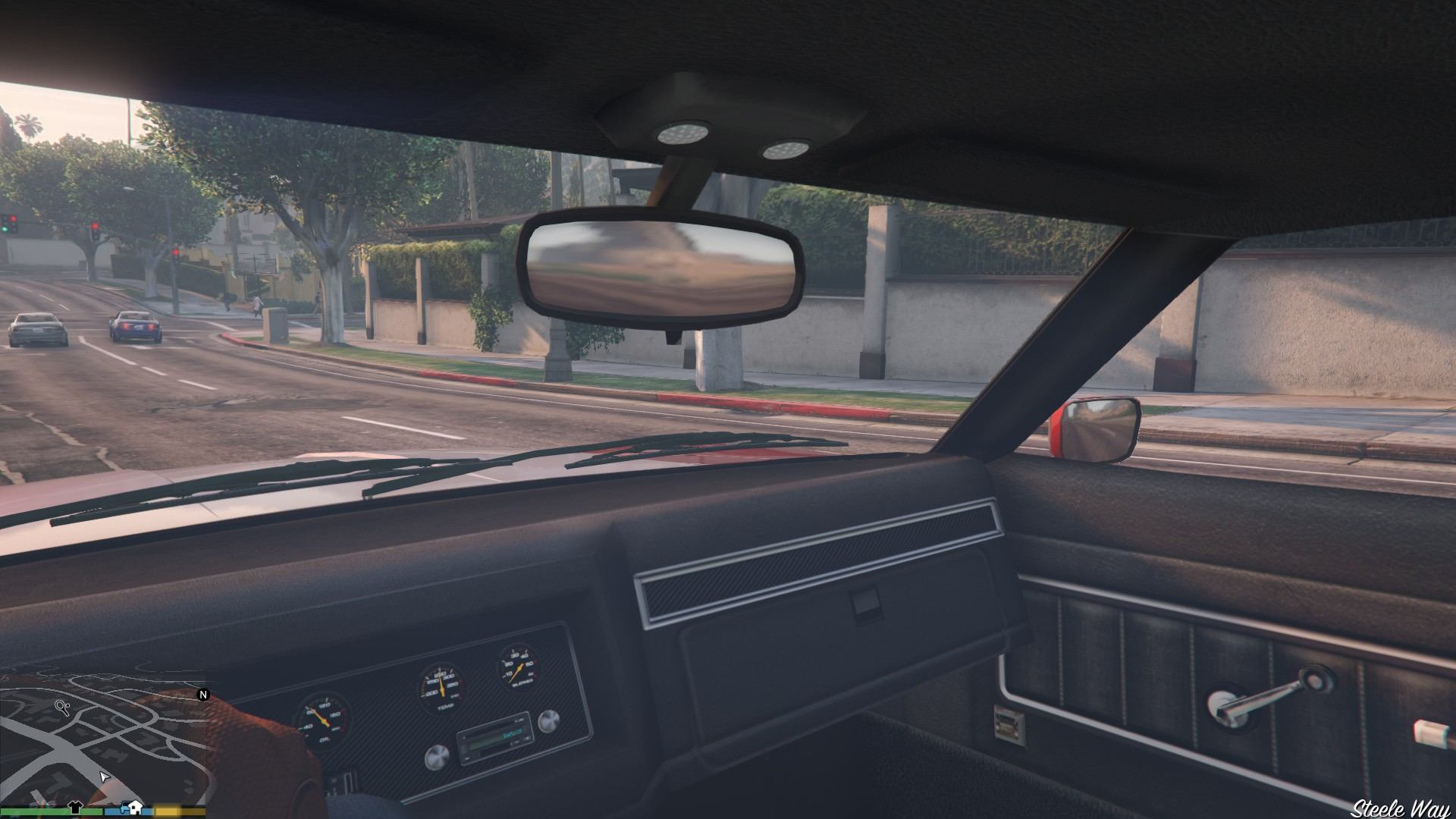 Vapid Razor GTA5 Mods 11