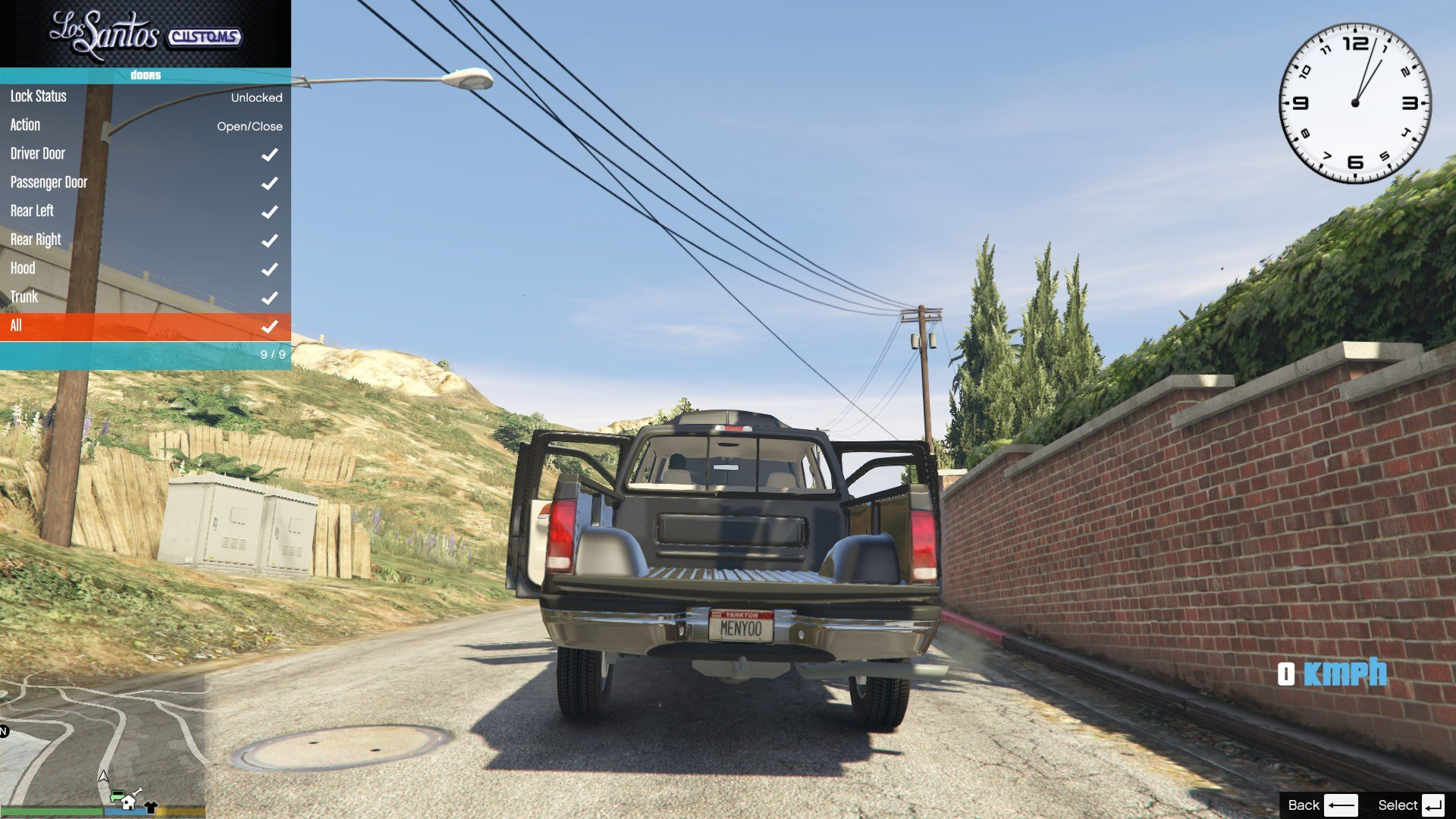 2000 F350 Super Duty GTA5 Mods (8)