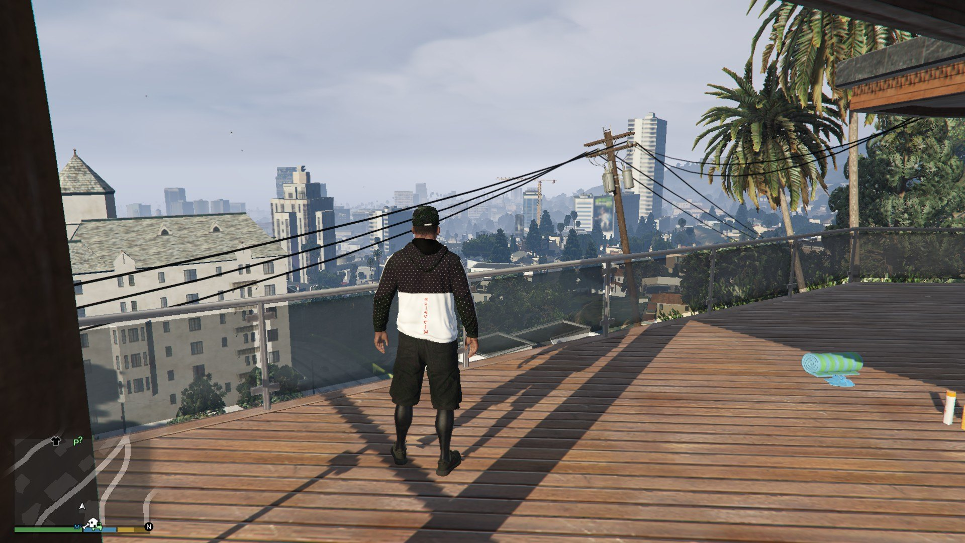 Addidas OutFit For Franklin GTA5 Mods (2)