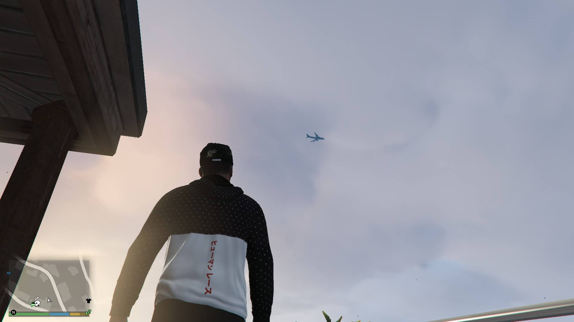 Addidas OutFit For Franklin GTA5 Mods (5)