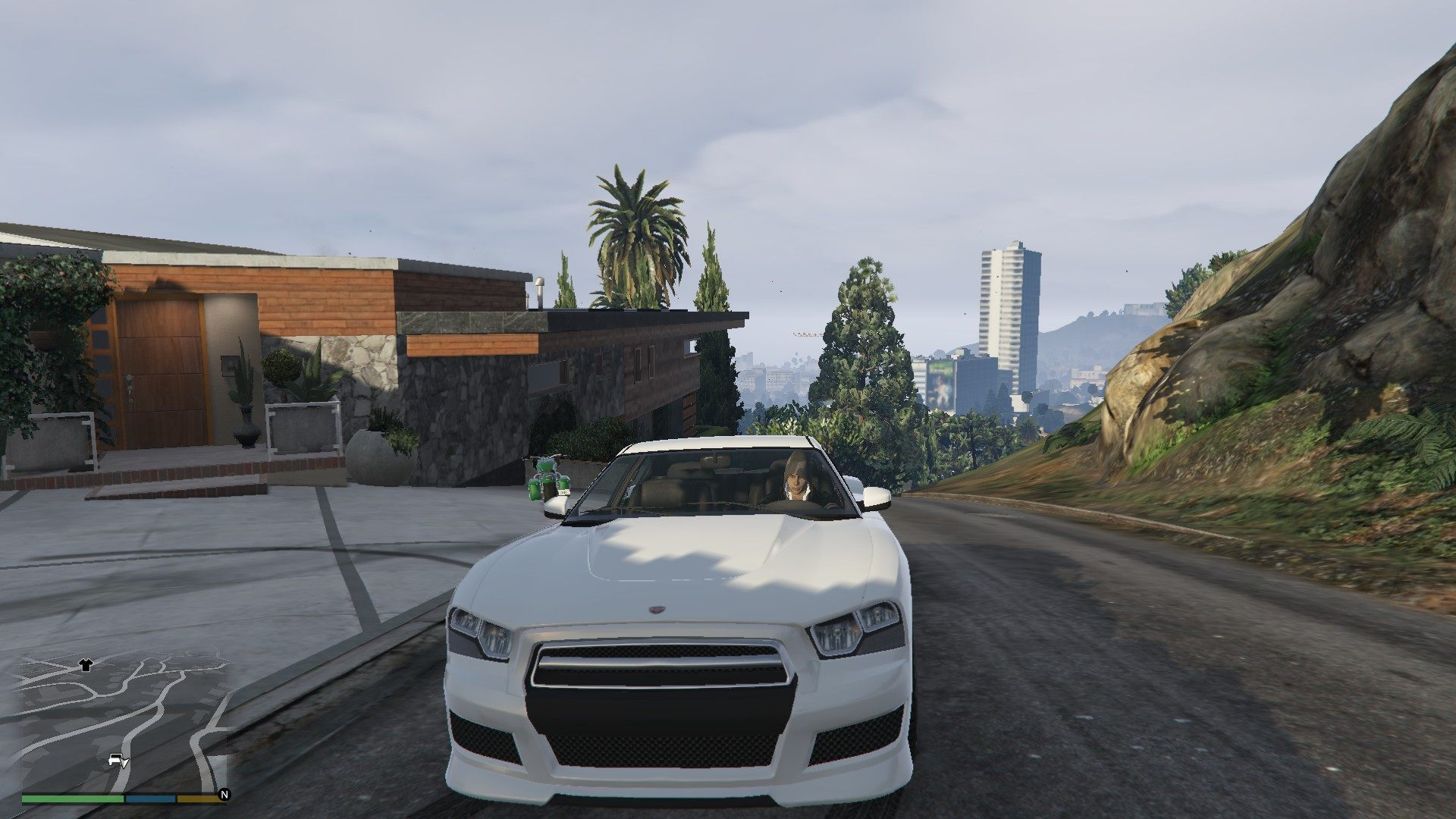 Alex Mercer Pack GTA5 Mods (12)