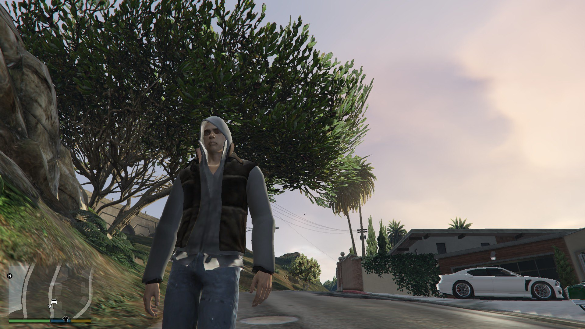 Alex Mercer Pack GTA5 Mods (13)