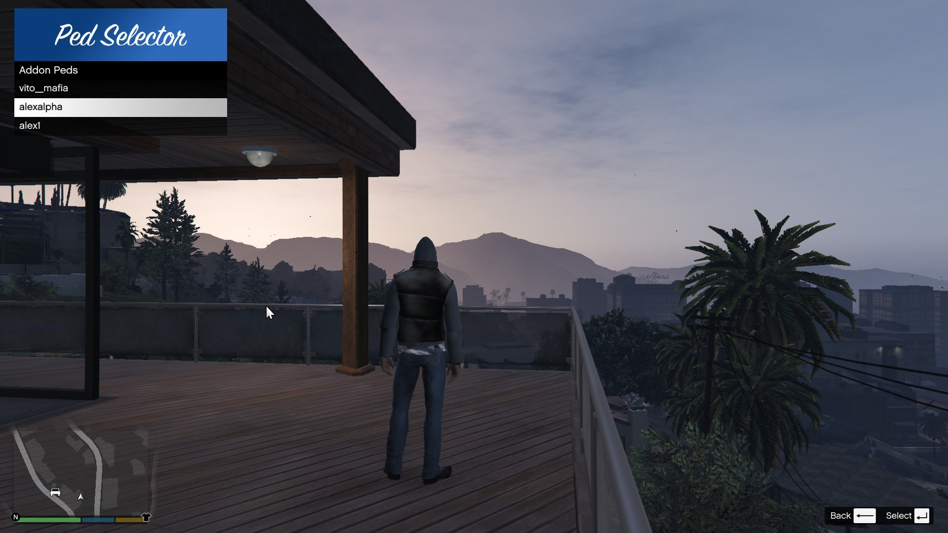 Alex Mercer Pack GTA5 Mods (2)