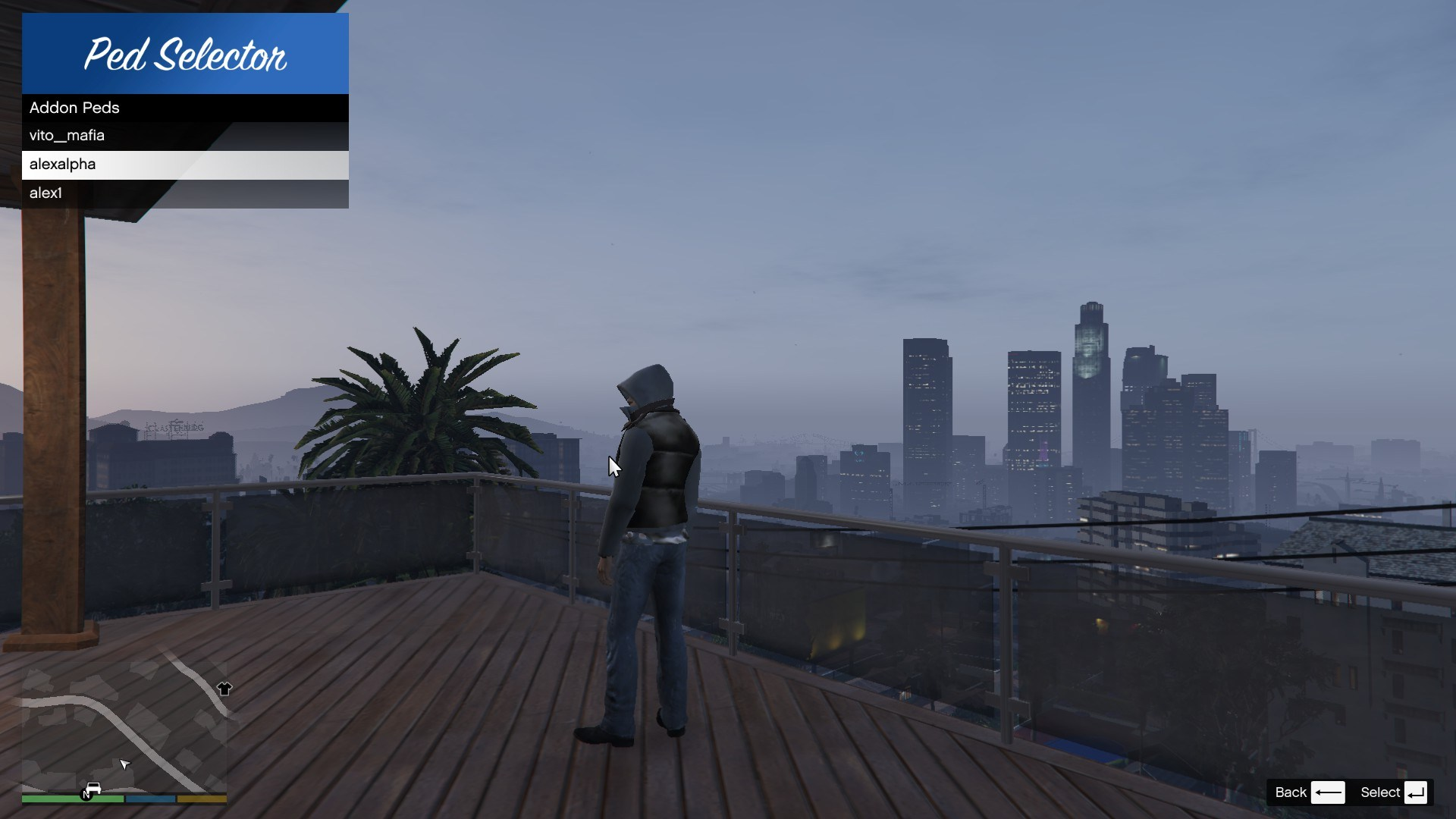 Alex Mercer Pack GTA5 Mods (4)