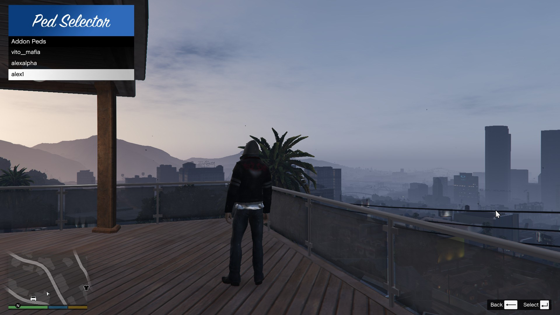 Alex Mercer Pack GTA5 Mods (7)