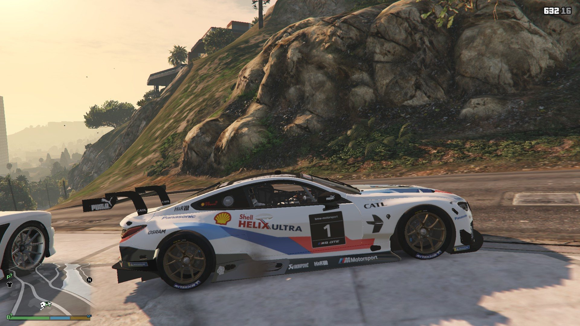 BMW M8 GTE GTA5 Mods (3)