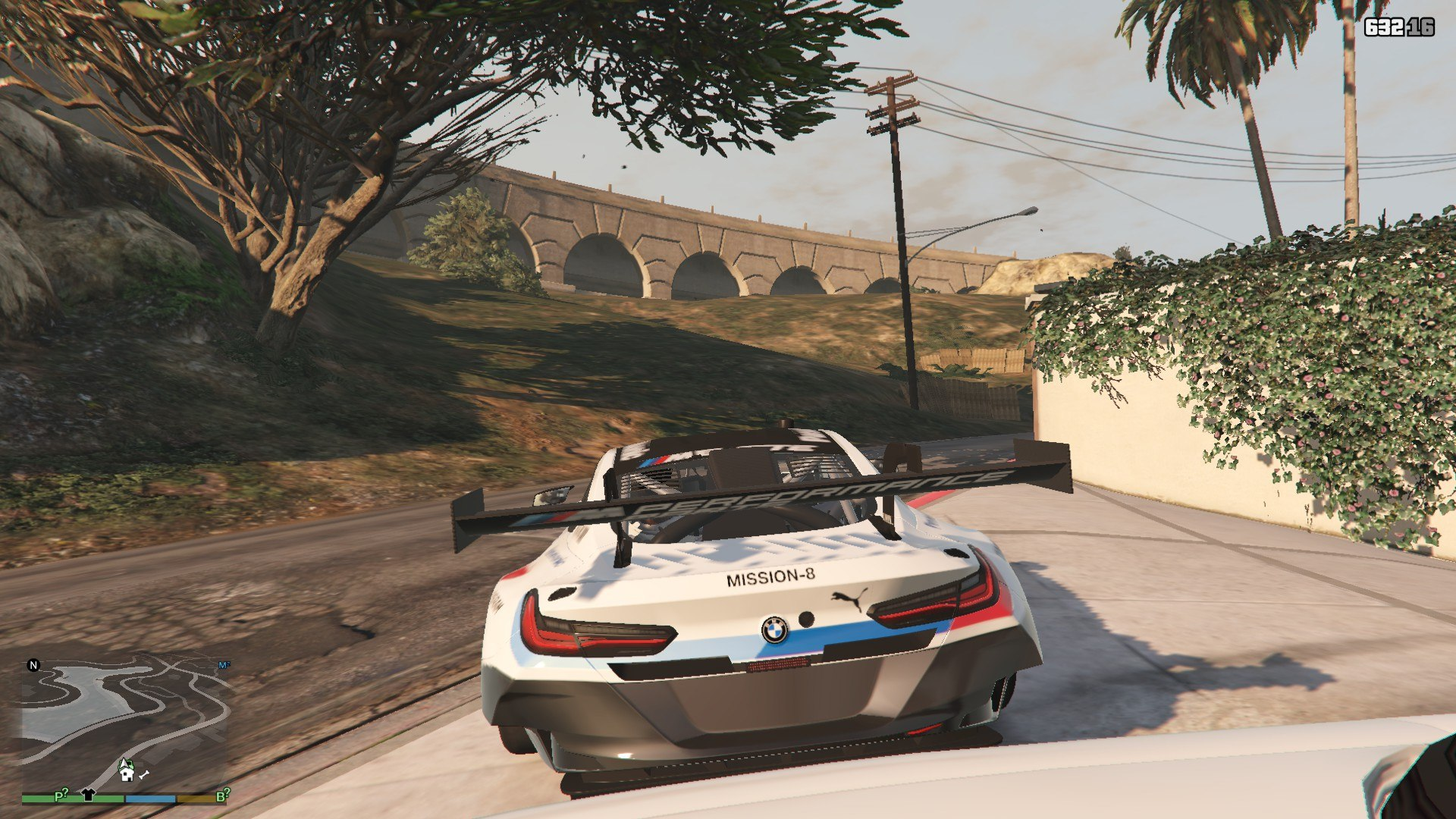 BMW M8 GTE GTA5 Mods (4)