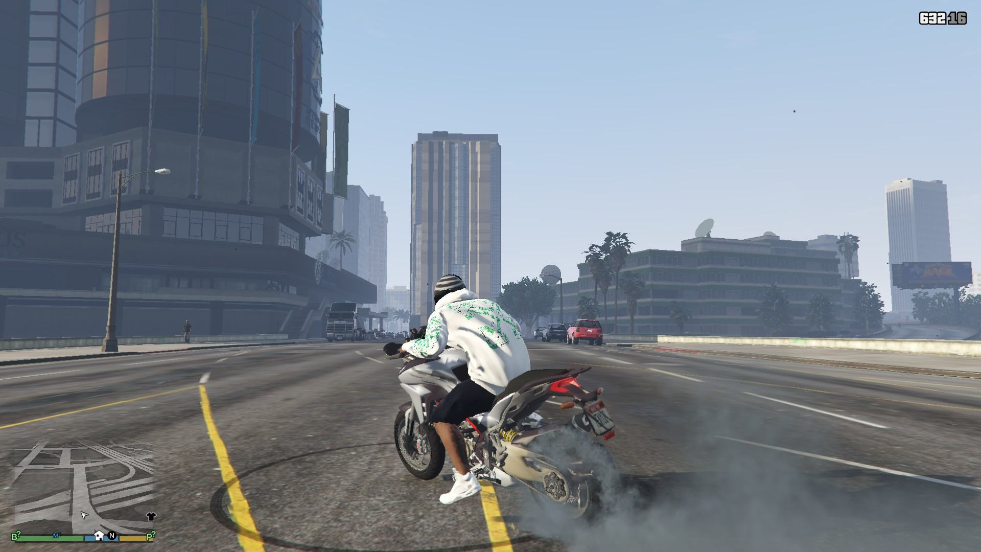 Ducati Multistrada 2015 GTA5 Mods (12)