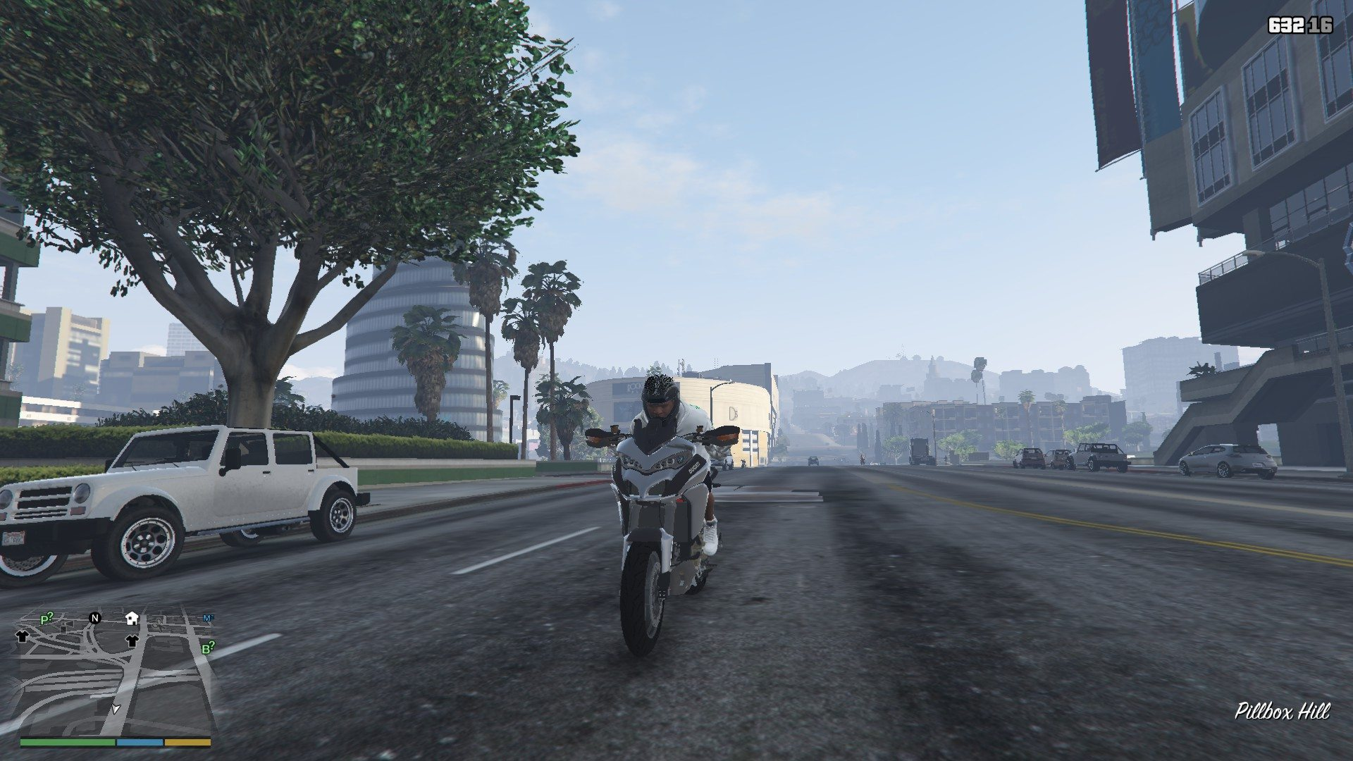 Ducati Multistrada 2015 GTA5 Mods (13)
