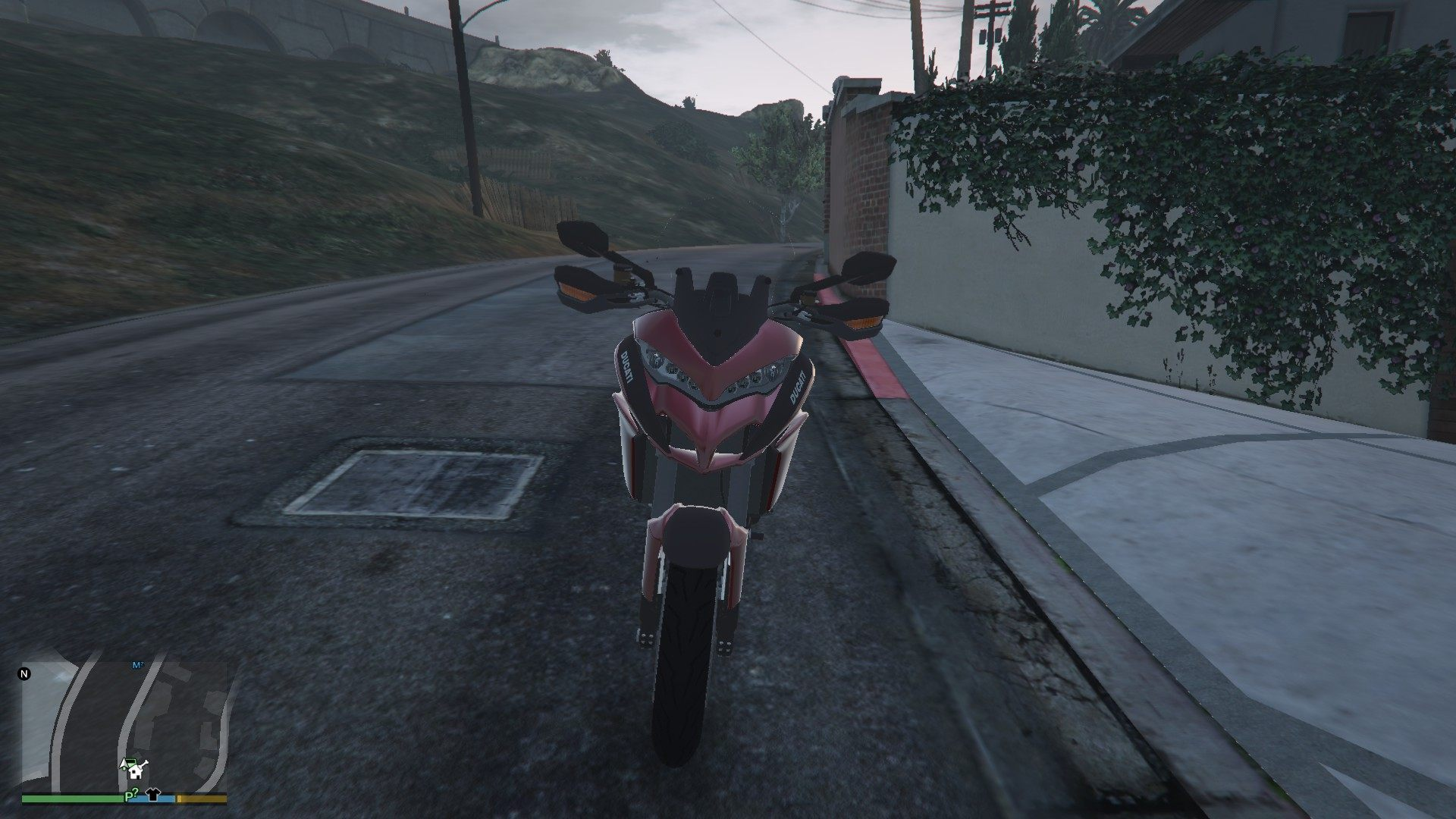 Ducati Multistrada 2015 GTA5 Mods (2)