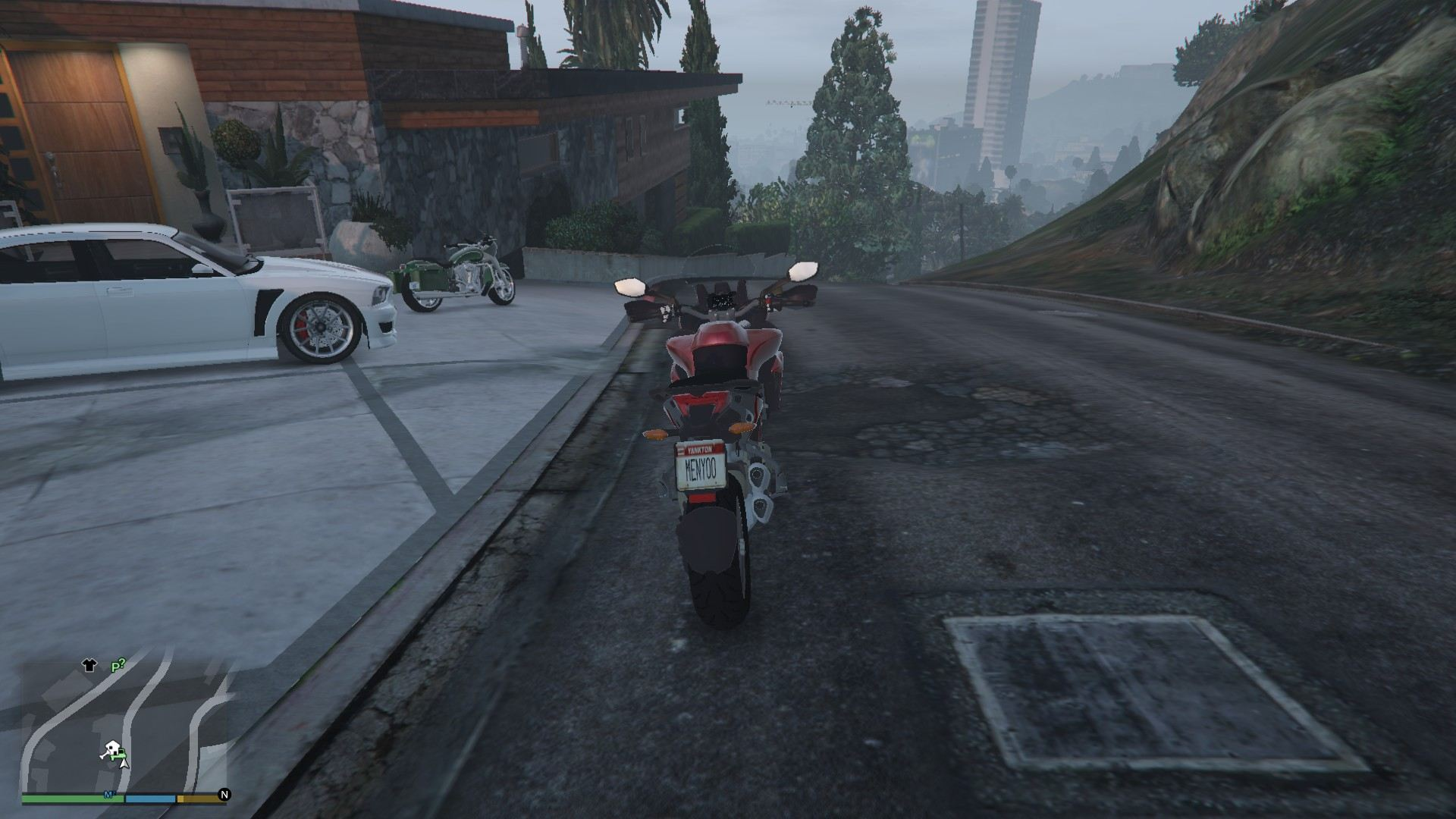 Ducati Multistrada 2015 GTA5 Mods (4)